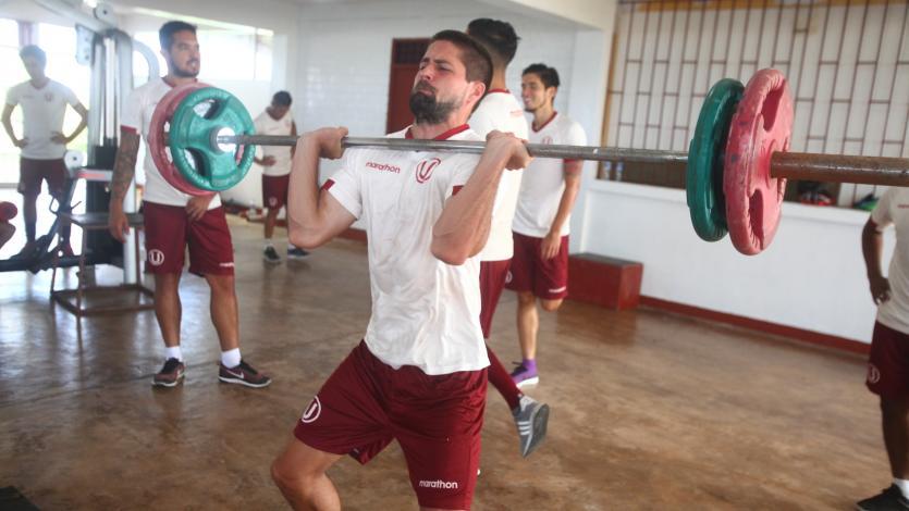 Universitario de Deportes volvió a los entrenamientos de cara a la segunda fecha del Torneo de Verano