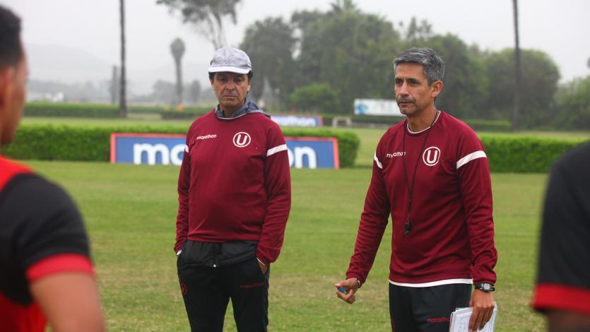 Universitario de Deportes quedó listo para iniciar el Torneo Apertura