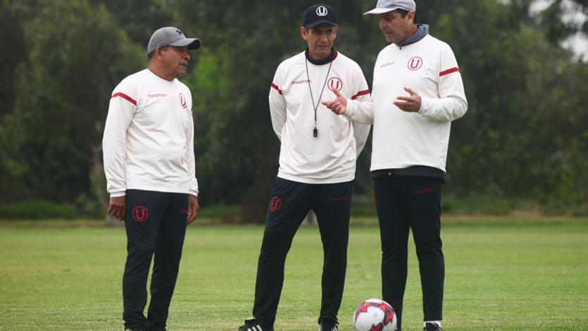 Universitario de Deportes retomó los entrenamientos de cara a la segunda fecha del Torneo Apertura