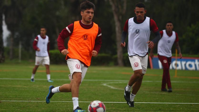 Universitario de Deportes retomó los entrenamientos con miras a la reanudación del Torneo Apertura