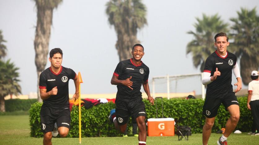 Universitario de Deportes retomó los entrenamientos de cara al inicio del Torneo Apertura