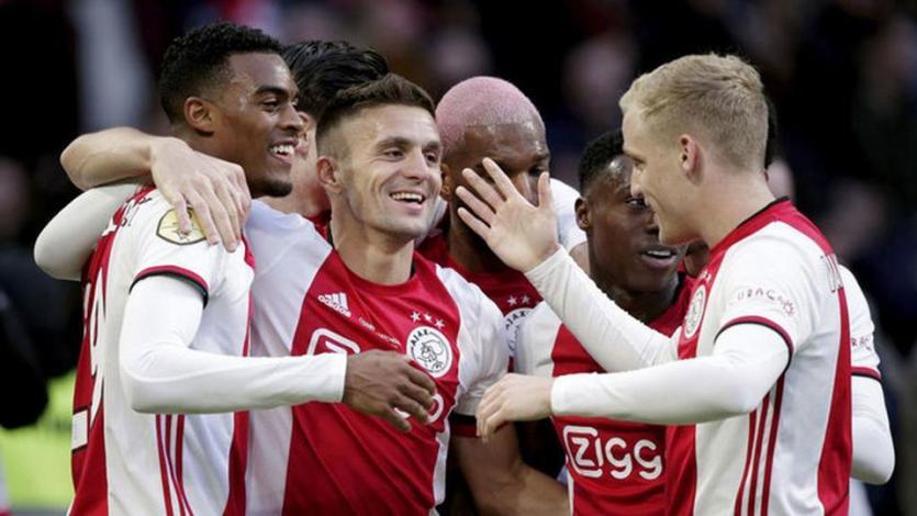 El fútbol holandés volverá a partir del 1 de septiembre
