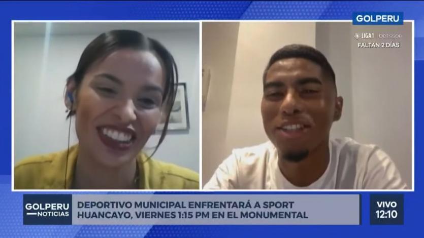 Selección Peruana: Erinson Ramírez contó cómo se enteró de su convocatoria (VIDEO)
