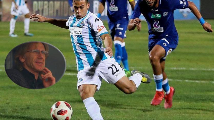 Selección Peruana: estas jugadas hizo Cristian Benavente ante la mirada de Ricardo Gareca (VIDEO)