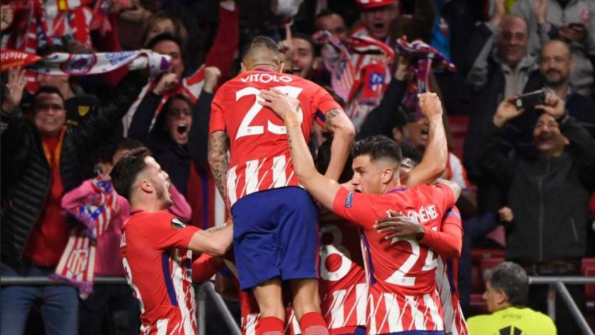 Europa League: Atlético de Madrid elimina al Arsenal y alcanza su tercera final