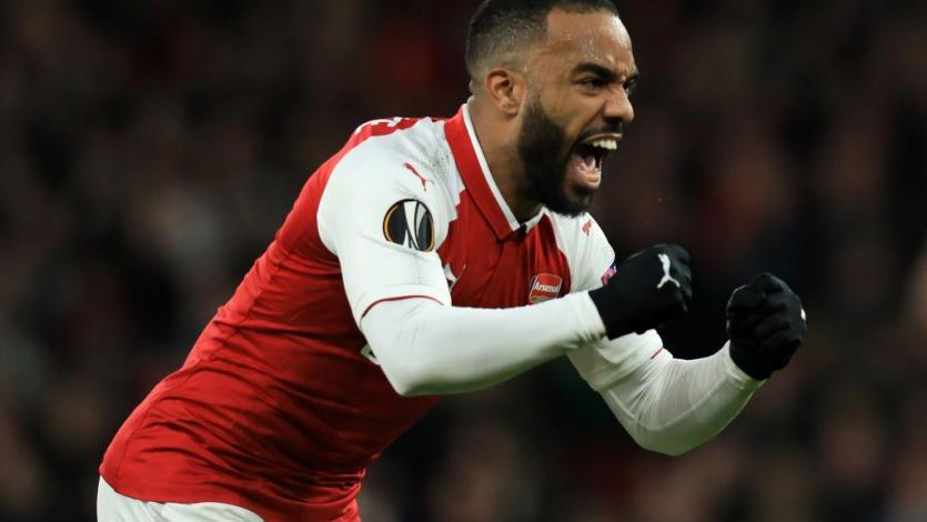 Europa League: Arsenal golea al CSKA y se acerca a las semifinales