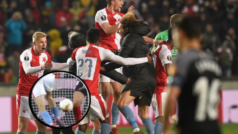 Europa League: Sevilla fue eliminado en el último minuto del tiempo extra tras un error (VIDEO)