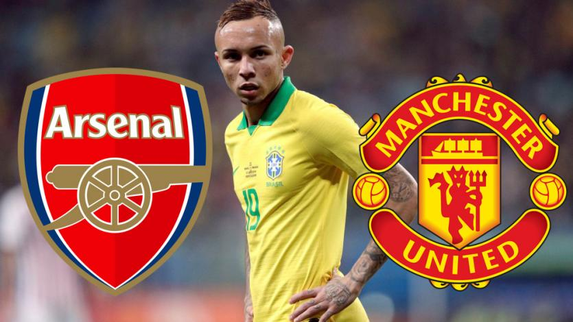 Everton, la revelación de la Copa América, es tentado por Arsenal y Manchester United