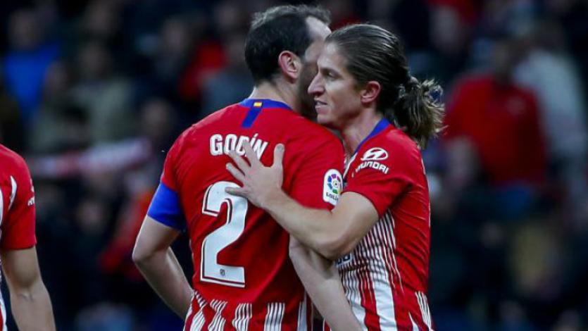 El Atlético Madrid se desarma