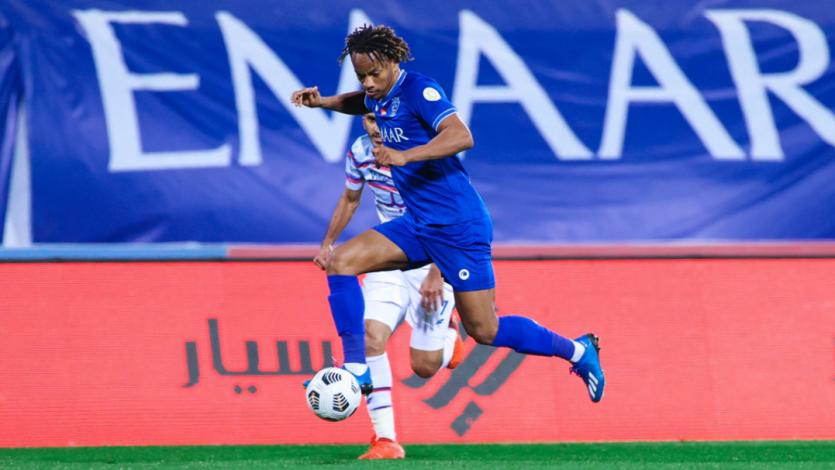 André Carrillo: así fue su primer gol del año con el Al-Hilal (VIDEO)