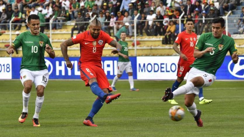 Bolivia descartó amistoso contra Chile por crisis social en el país sureño