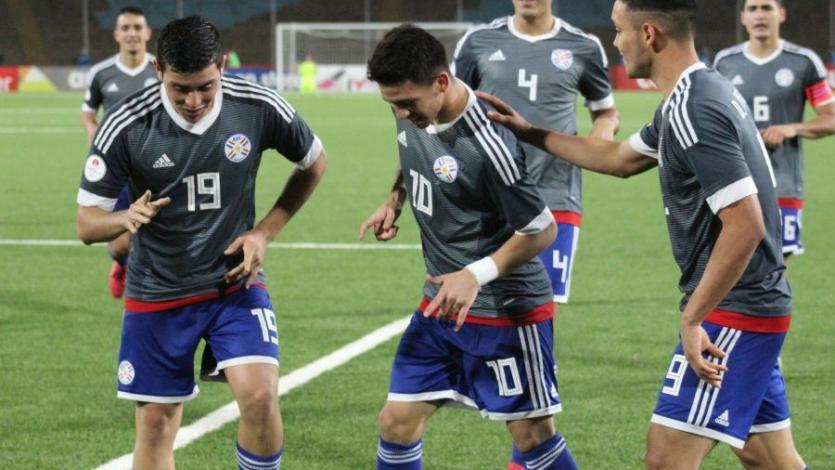 Sudamericano Sub-17: Perú cae con Paraguay y sigue sin ganar en el Hexagonal