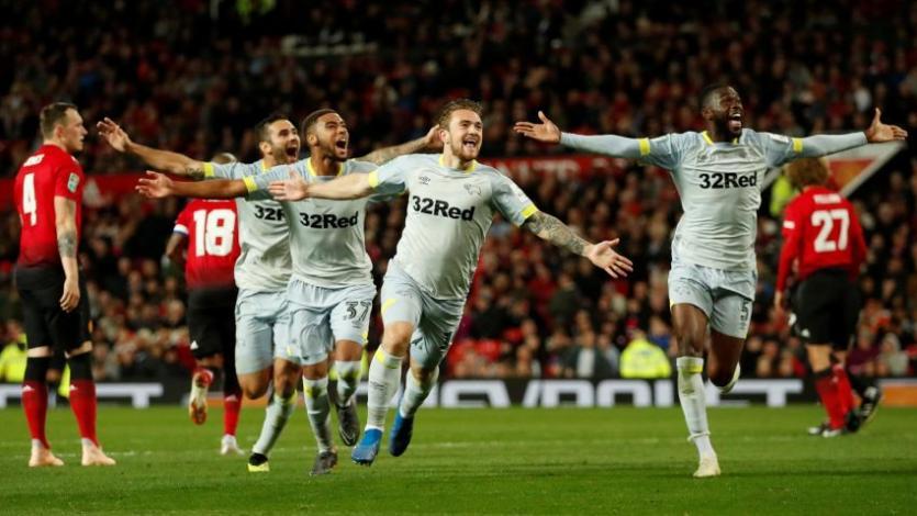 Carabao Cup: Manchester United fue eliminado en primera ronda