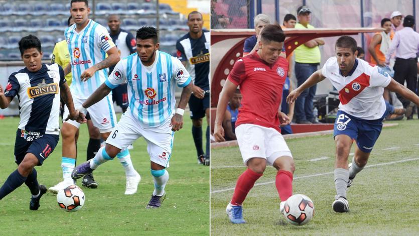 Liga2: la última vez que Alianza Atlético y Juan Aurich estuvieron en Primera División