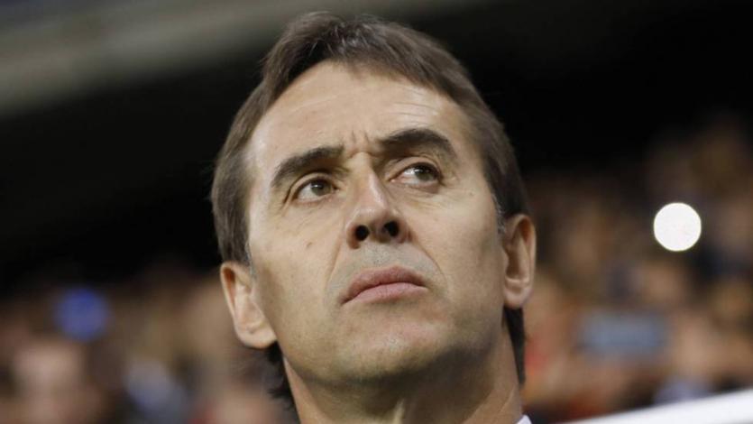 España despidió a Julen Lopetegui a un día del Mundial