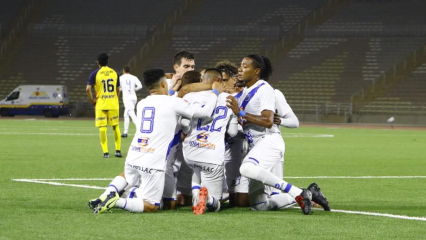 Liga2: Alianza Atlético venció por 3-1 a Sport Chavelines y es único líder (VIDEO)