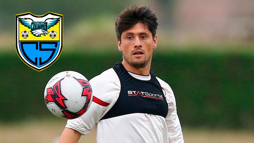 Liga1 Movistar 2020: Diego Manicero es nuevo jugador de Carlos Stein