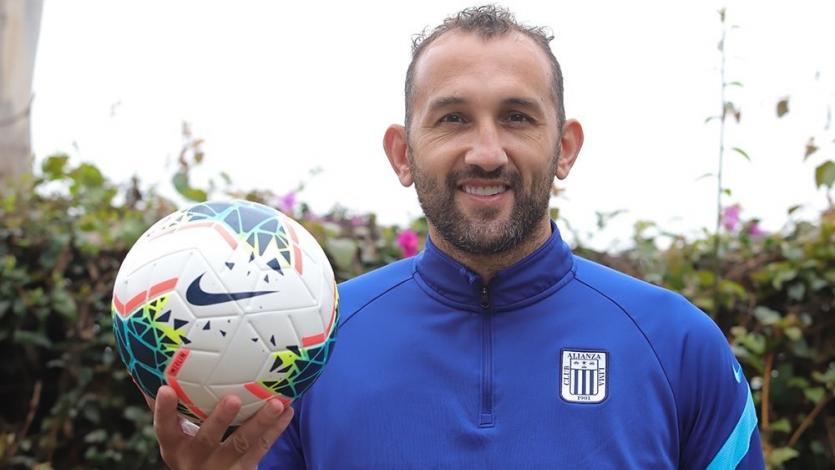 """Hernán Barcos: """"Llegamos mejor y tenemos que demostrarlo"""" (VIDEO)"""