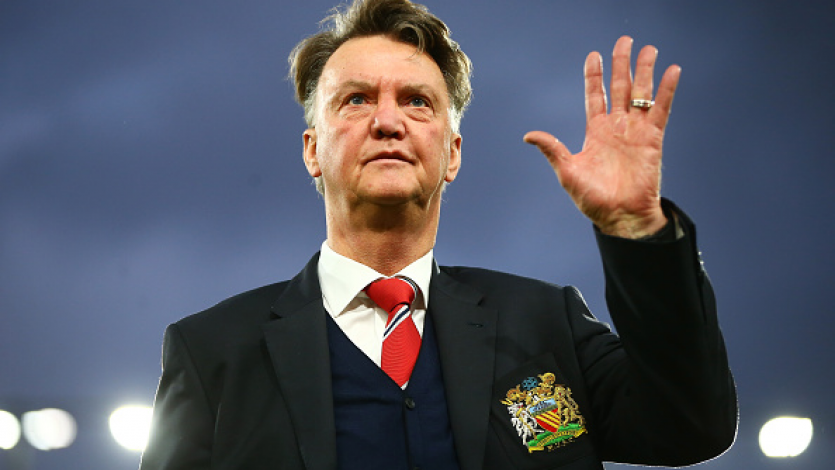 Louis Van Gaal anuncia su retiro como entrenador