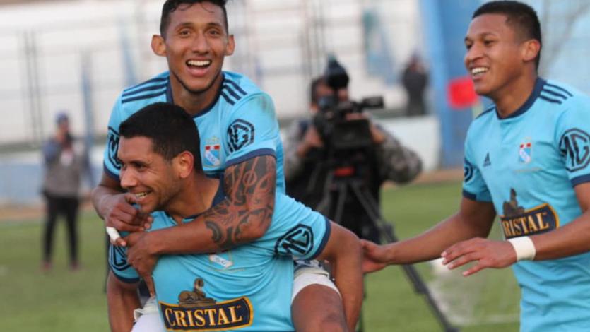 Palacios tras el triunfo de Cristal sobre Municipal: