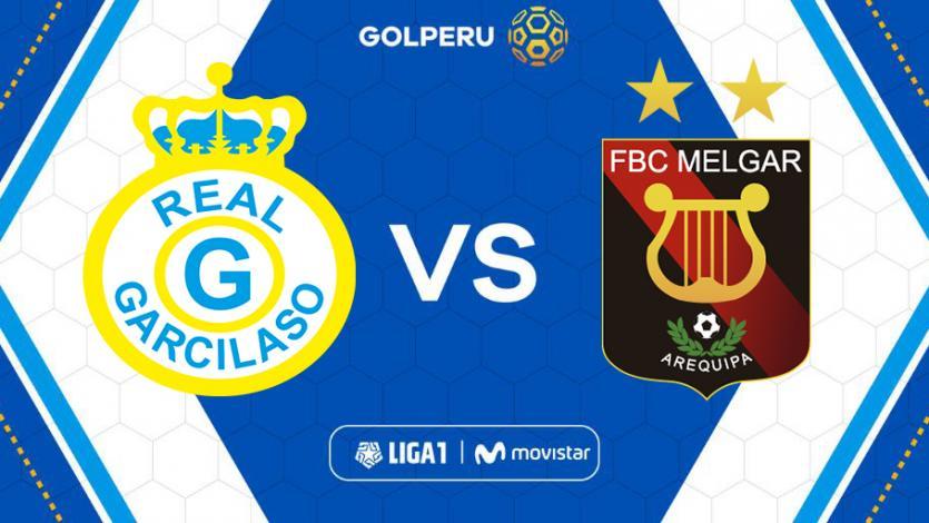 Liga1 Movistar: Real Garcilaso se mide con FBC Melgar en el Cusco