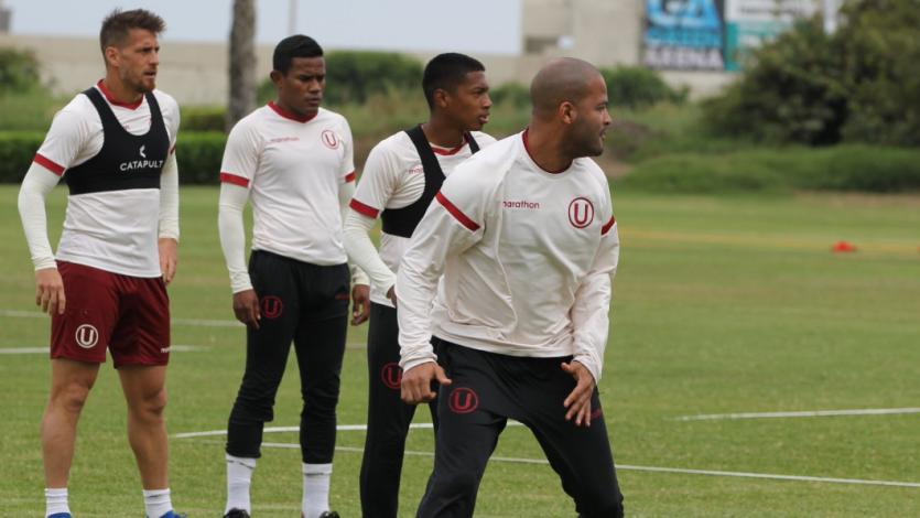 Universitario continúa preparándose para el reinicio del Torneo Clausura