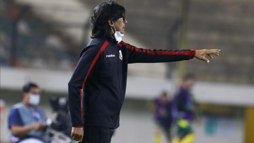 """Ángel Comizzo: """"El equipo mostró muchísima personalidad. Pudimos quedarnos con los 3 puntos"""" (VIDEO)"""