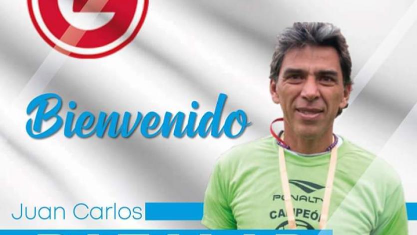 Juan Carlos Bazalar es el nuevo entrenador de Deportivo Garcilaso