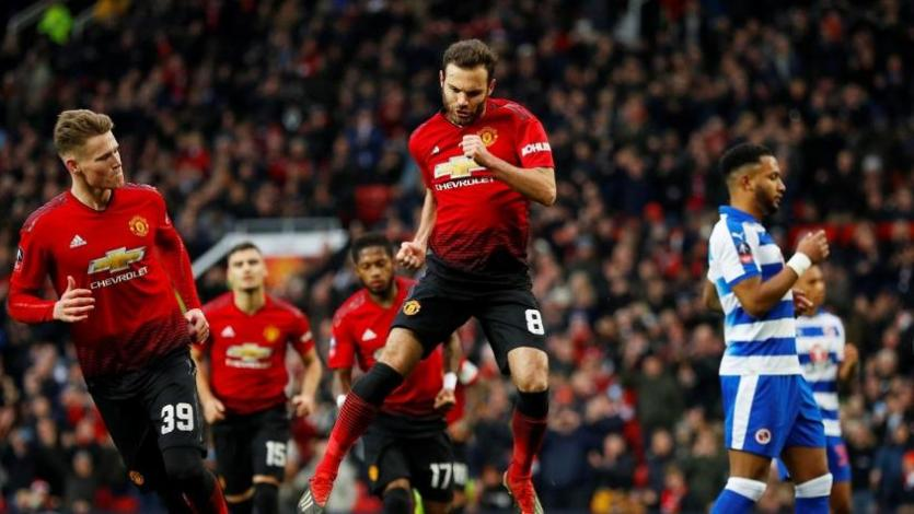 FA Cup: Manchester United, Arsenal y Chelsea avanzan a la cuarta ronda