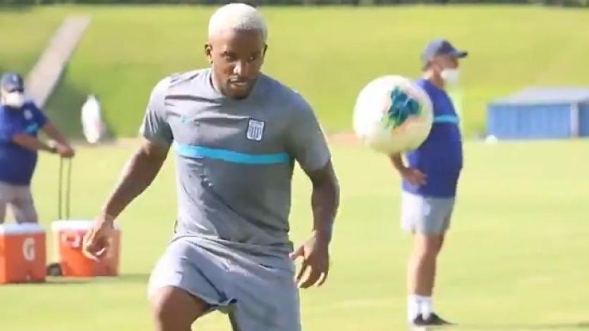 Alianza Lima: Jefferson Farfán cumplió su primer entrenamiento y se alista para debutar (VIDEO)