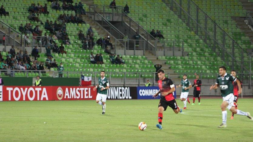 EN VIVO: FBC Melgar 0-1 Santiago Wanderers