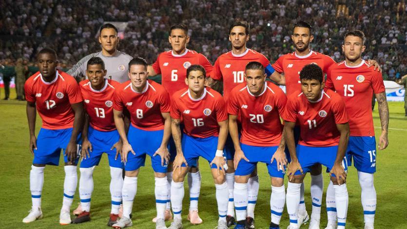 Costa Rica: La racha negativa que la perseguía