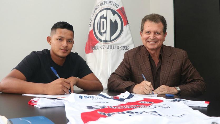 Yordi Vílchez extendió su vínculo con Deportivo Municipal