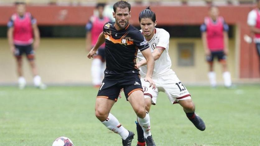 Copa Movistar: Mauricio Montes es el máximo anotador peruano de la temporada