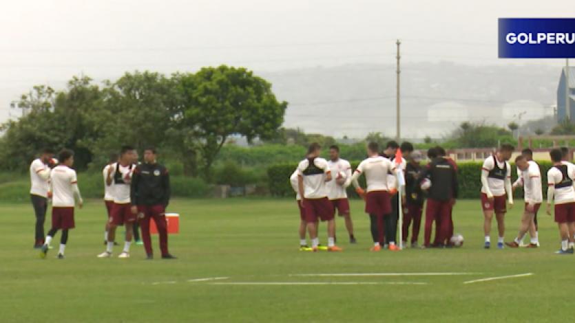 Universitario se alista para el reinicio del Torneo Clausura