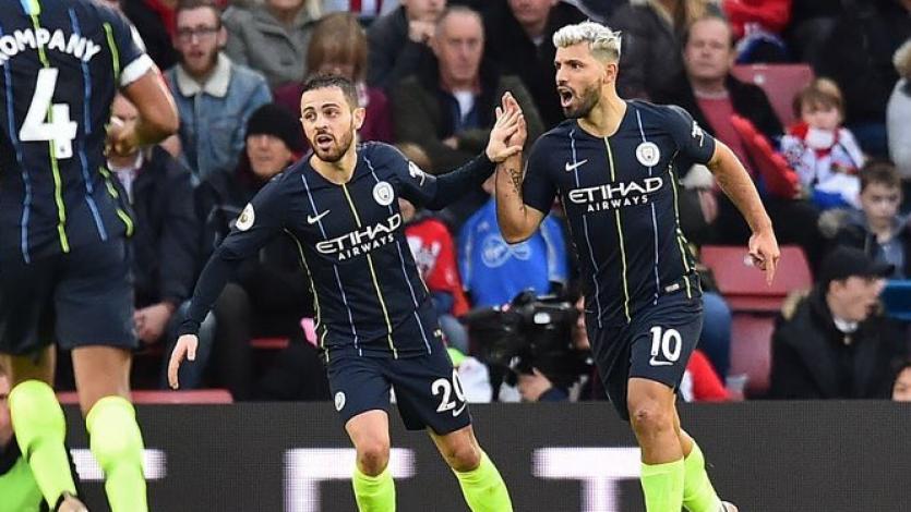 Manchester City vuelve al triunfo ante Southampton