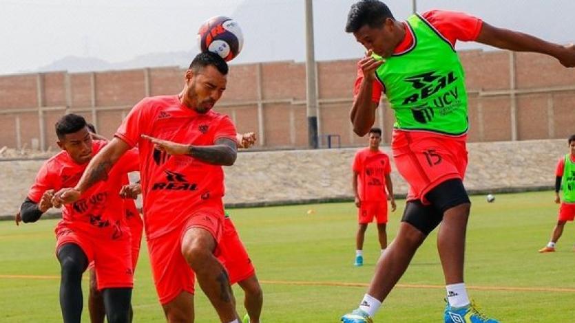 Cesar Vallejo superó a San Martín en partido amistoso