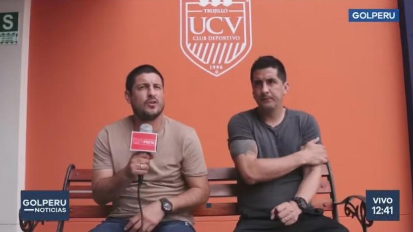 Luis y Francisco Hernández son los nuevos coordinadores de las divisiones menores de César Vallejo