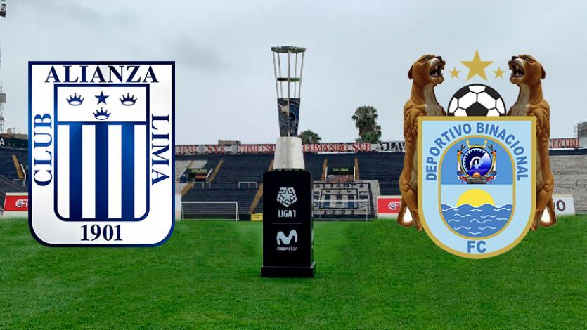 Alianza Lima vs. Binacional: conoce los premios que estarán en juego el domingo
