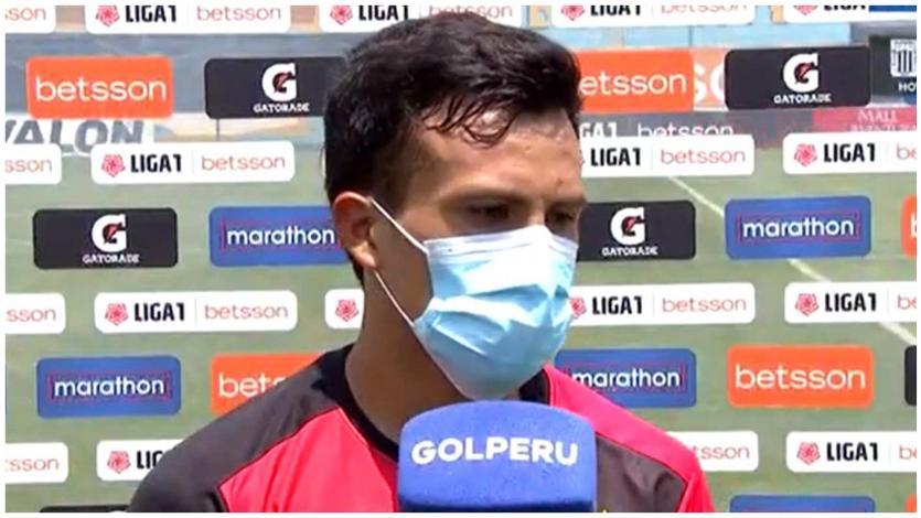 """Walter Tandazo: """"Estamos con mucha ambición de clasificar a la Copa Libertadores"""" (VIDEO)"""