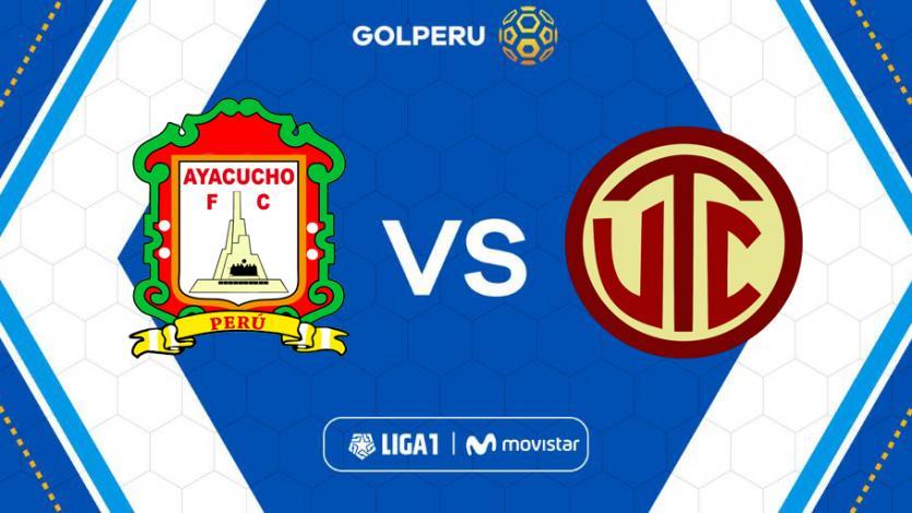 Ayacucho F.C y UTC abren la jornada 13 de la Liga1 Movistar