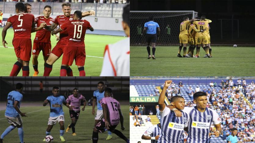 Torneo Apertura Liga1 Movistar: Los datos y estadística para la fecha 4