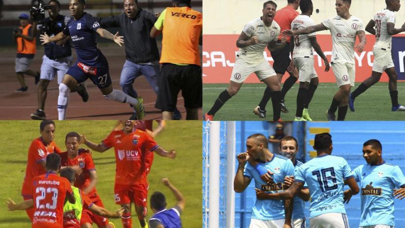 Torneo Apertura Liga1 Movistar: Los datos y estadística para la fecha 5