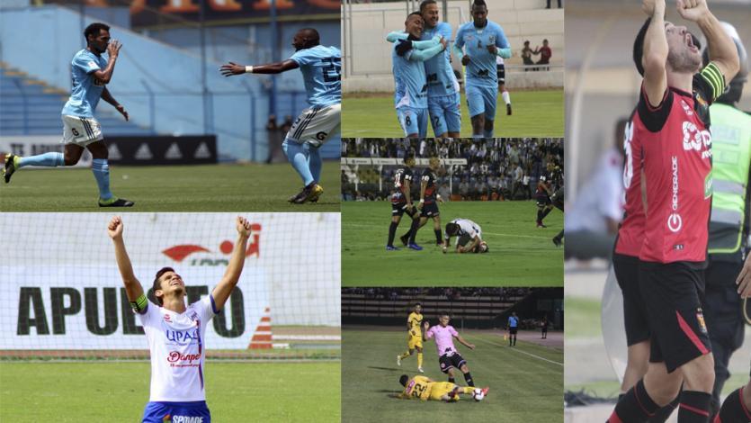 Torneo Apertura Liga1 Movistar: Los datos que dejó la fecha 5