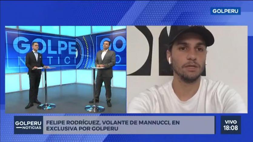 Felipe Rodríguez sobre el descenso de Alianza Lima: