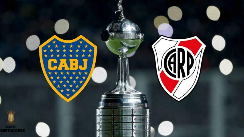 Copa Libertadores: Comparativa entre Pablo Pérez y Exequiel Palacios
