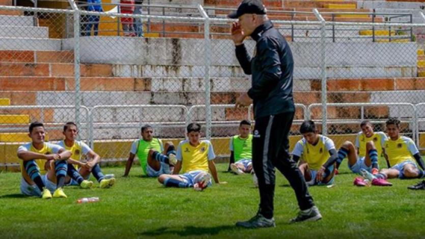 """Carlos Ramacciotti: """"Estamos trabajando durísimo para poner a Cusco FC donde corresponde"""""""
