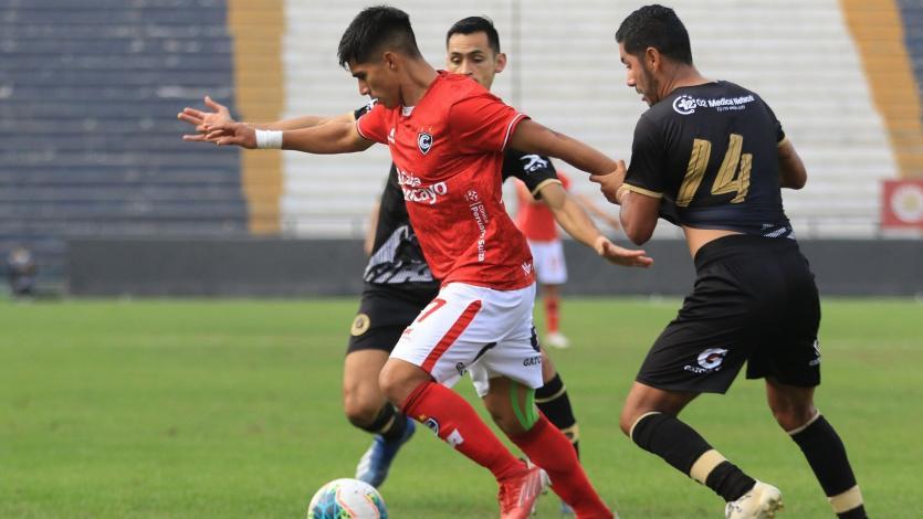 Liga1 Betsson: Cusco FC y Cienciano igualaron 2-2 por la novena fecha de la Fase 2 (VIDEO)