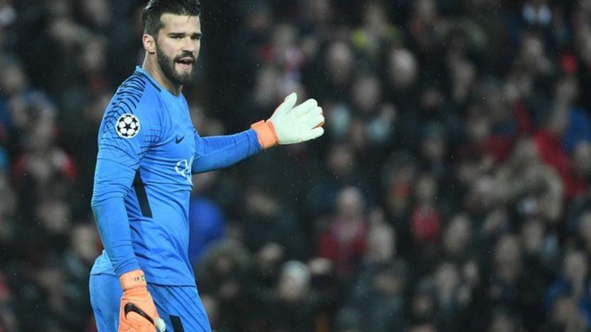 La Roma confirma las negociaciones con el Liverpool por Alisson