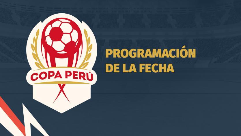 Finalísima de la Copa Perú: La programación de la última fecha